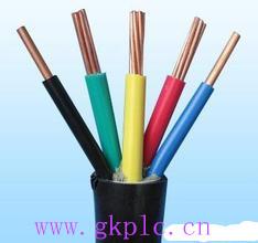 电缆直径和可通过电流的关系